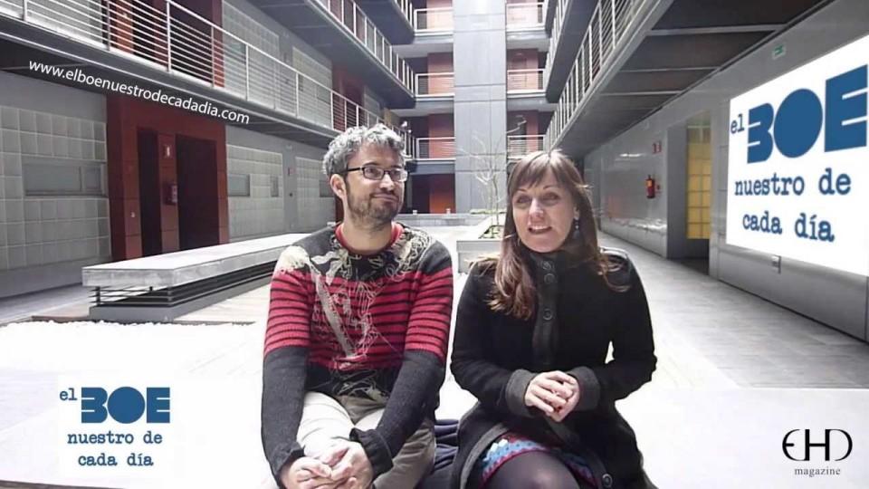 Entrevista a David Cabo y Eva Belmonte de Fundación Ciudadana Civio
