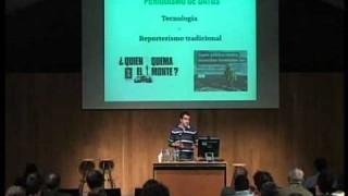 Periodismo de datos con 'España en llamas' – Hugo Garrido en OpenAnalytics