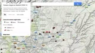 Presentación de proyectos del Máster de Periodismo de Investigación y Datos de El Mundo